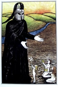 Death - The Mythic Tarot