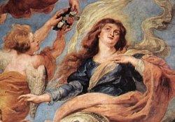 Peter Paul Rubens - Assumption of the Virgin 2 _Detail_ 1