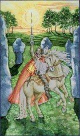 Sun Legend Arthurian Tarot