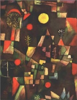 full-moon-Paul Klee