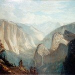 Gilbert Munger - Yosemite Valley from Old Inspiration Point