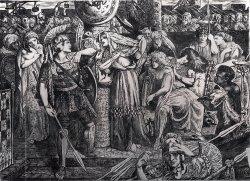 cassandra - Rossetti - Kassandra in Astrology