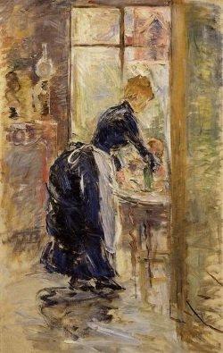 the-little-maid-servant
