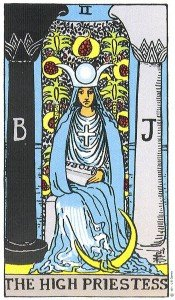 Tarot Card Meanings - The High Priestess | LUA ASTROLOGY