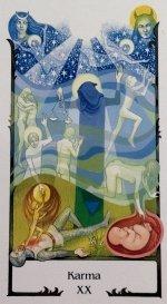 Tarot, Karma and Past Lives | LUA ASTROLOGY