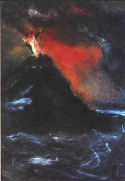 the-volcano