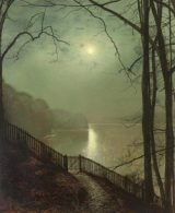 moonlight-on-the-lake-roundhay-park-leeds