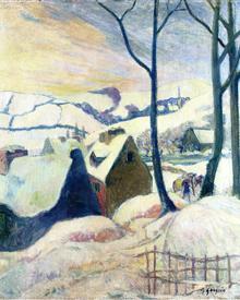 village-in-the-snow