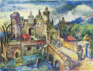 english-castle-1946