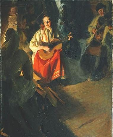 a-musical-family-1905