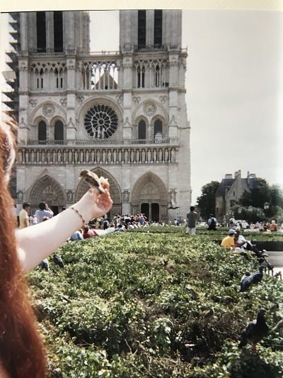 The Astrology of the Notre Dame Fire | LUA ASTROLOGY